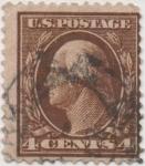Sellos de America - Estados Unidos -  Y & T Nº 202