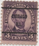 Stamps United States -  Y & T Nº 230