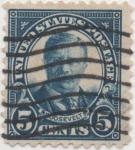 Sellos de America - Estados Unidos -  Y & T Nº 232