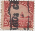 Stamps United States -  Y & T Nº 242 (1)
