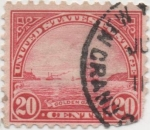 Stamps United States -  Y & T Nº 242 (2)