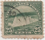 Stamps United States -  Y & T Nº 243