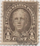 Stamps United States -  Y & T Nº 256