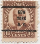 Stamps United States -  Y & T Nº 292 (1)