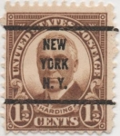 Stamps United States -  Y & T Nº 292 (2)