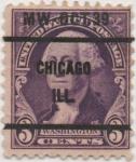 Sellos de America - Estados Unidos -  Y & T Nº 313 b