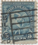 Stamps United States -  Y & T Nº 315