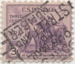 Stamps United States -  Y & T Nº 322