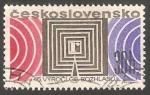 Sellos de Europa - Checoslovaquia -   1629 - 45 Anivº de la Radio