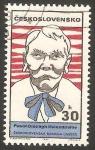 Stamps Czechoslovakia -   1725 - Pavol Orozagh Hviezdoslav, poeta eslovaco