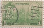 Sellos de America - Estados Unidos -  Y & T Nº 352