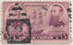 Sellos de America - Estados Unidos -  Y & T Nº 356