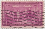 Stamps United States -  Y & T Nº 363 (1)