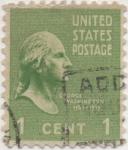 Sellos de America - Estados Unidos -  Y & T Nº 369