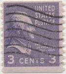 Sellos de America - Estados Unidos -  Y & T Nº 372