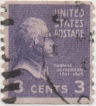 Stamps United States -  Y & T Nº 372 (1)