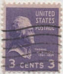 Stamps United States -  Y & T Nº 372 (3)