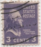 Stamps United States -  Y & T Nº 372 (4)