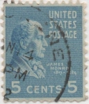 Stamps United States -  Y & T Nº 375