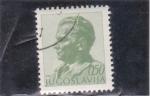 Stamps : Europe : Yugoslavia :  Mariscal Tito