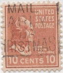 Stamps United States -  Y & T Nº 380