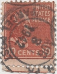 Stamps United States -  Y & T Nº 380 (1)