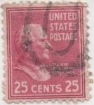 Sellos de America - Estados Unidos -  Y & T Nº 394