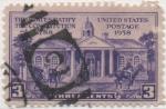 Sellos de America - Estados Unidos -  Y & T Nº 400