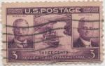 Sellos de America - Estados Unidos -  Y & T Nº 408
