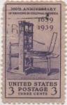 Sellos de America - Estados Unidos -  Y & T Nº 409