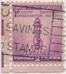 Stamps United States -  Y & T Nº 453