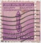 Sellos de America - Estados Unidos -  Y & T Nº 453 (1)