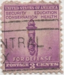 Stamps United States -  Y & T Nº 453 (3)
