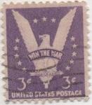 Sellos de America - Estados Unidos -  Y & T Nº 458 (1)