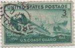 Sellos de America - Estados Unidos -  Y & T Nº 489
