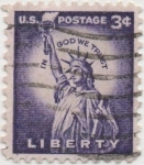 Sellos de America - Estados Unidos -  Scott Nº 1035