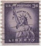 Sellos de America - Estados Unidos -  Scott Nº 1035 (1)