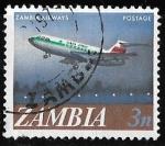 Sellos del Mundo : Africa : Zambia : Zambia-cambio