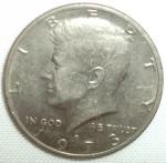 monedas de America - Estados Unidos -  1973 (Anverso)
