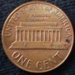 monedas de America - Estados Unidos -  1973 (Reverso)