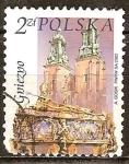 Sellos de Europa - Polonia -  Ciudad de Gniezno.