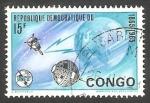 Stamps : Africa : Democratic_Republic_of_the_Congo :  Centº de la Unión Internacional de Telecomunicaciones