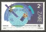 Stamps : Africa : Democratic_Republic_of_the_Congo :  Zaire - Centº de la Unión Internacional de Telecomunicaciones