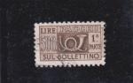 Sellos de Europa - Italia -  Corneta de postillón