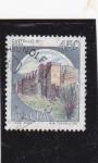 Stamps Italy -  castello di Bosa