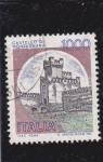 Sellos del Mundo : Europa : Italia : castello di Montagnana