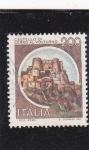 Sellos de Europa - Italia -  castello di Cerro al Volturno