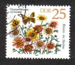 Sellos del Mundo : Europa : Alemania :  Flores de Otoño