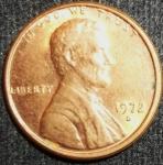 monedas de America - Estados Unidos -  1972 (Anverso)