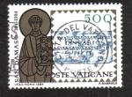 Sellos del Mundo : Europa : Vaticano : Papa Dámaso I